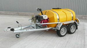 1140l pressure washer bowser with honda gx390 petrol engine (002)